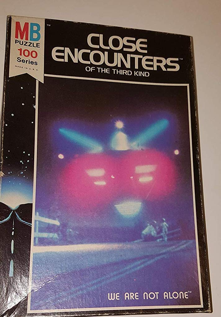 a Close Encounters puzzle box