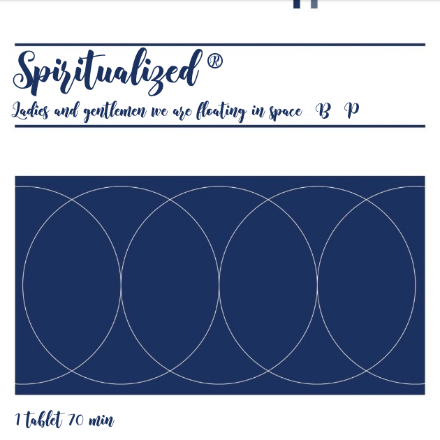 font-mangled album cover
