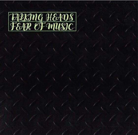 mangled-font album cover