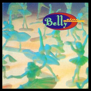 album cover - Belly's Star LP