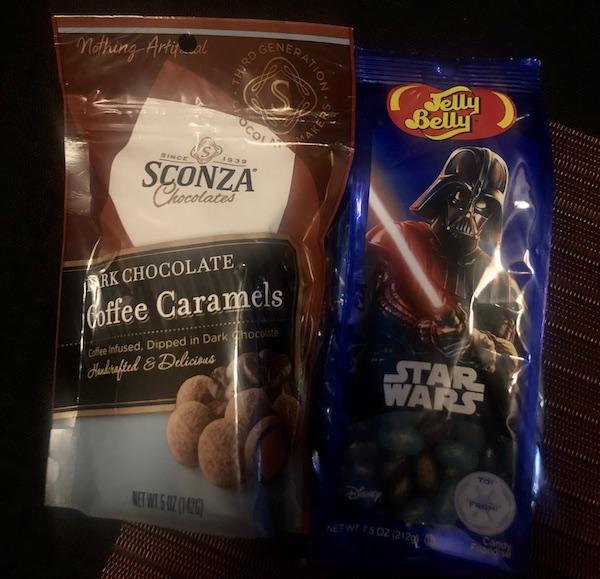 Star Wars jelly belly
