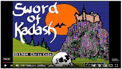 screenshot of videogame